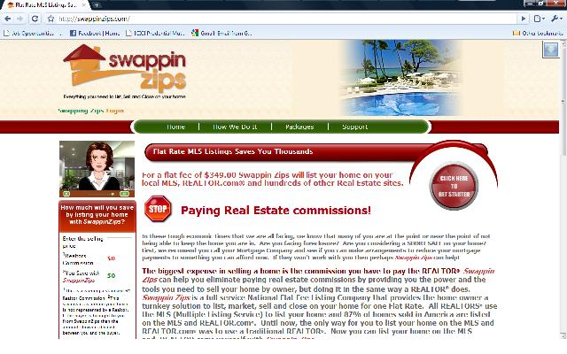 SwappinZips.com
